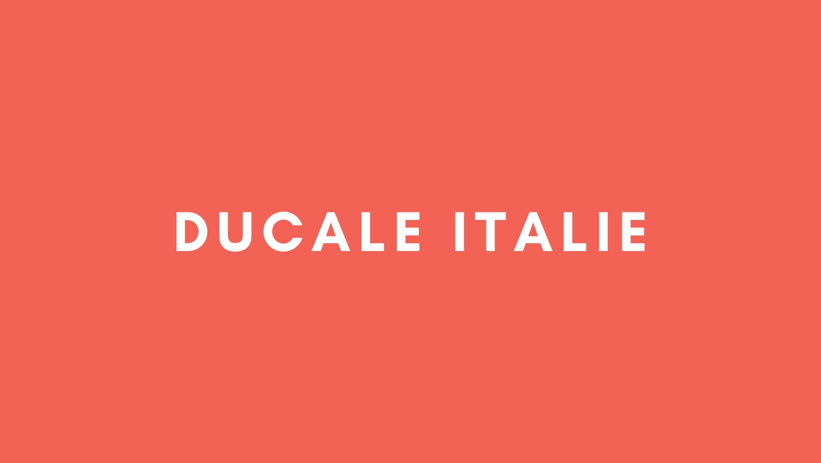 Ducale Italie